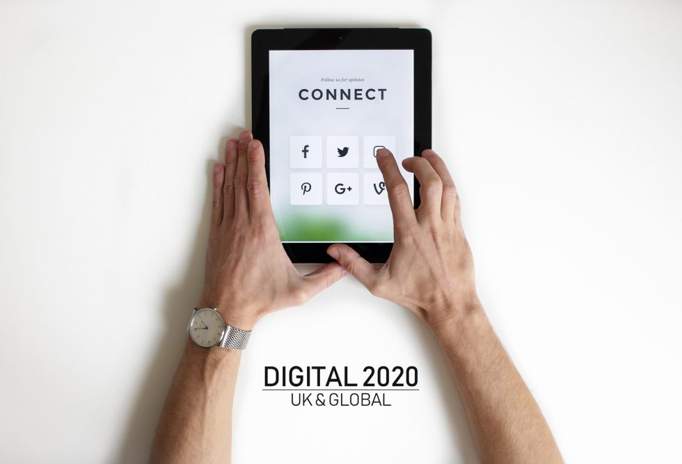 Digital 2020: UK and Global